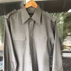 Genuine Silks Gucci Shirt